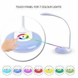Plastic Pure White TOR 101 Toreto Gleam LED Reading Lamp, Voltage: 5 - 12 V