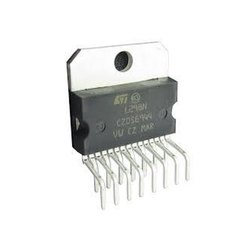 DIP L298N Duel Motor Driver Integrated Circuit, For Electronics