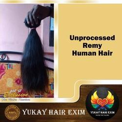 Unprocessed Remy Human Hair