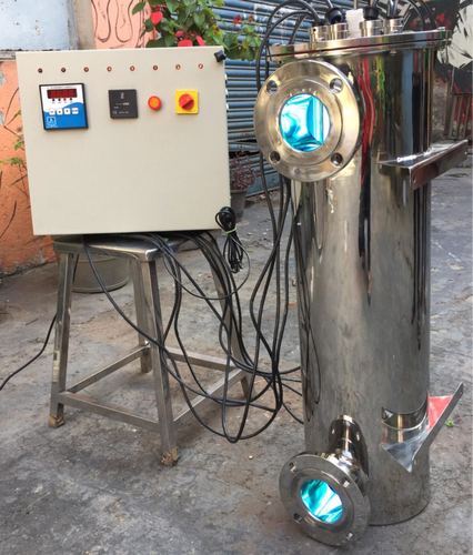 UV Disinfection Filter
