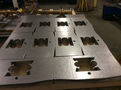 Sheet Metal Custom Part Cutting Service