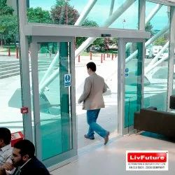 Livfuture Automation Automatic Glass Door
