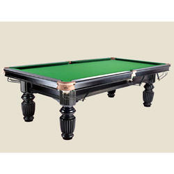 Traditional English Pool Table
