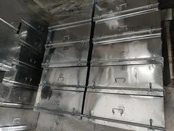 Galvanized Box or Steel Trunk or Metal Box