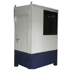 Outdoor Security Cabin