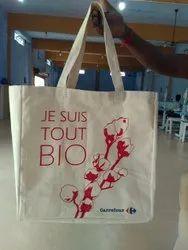 Shoulder Bag White Eco Friendly Bags