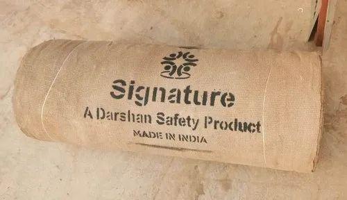 Signature Ceramic Vermiculite Coated Welding Curtain 3.0mm