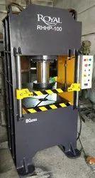 Hydraulic Press 400 Ton, Capacity: 40-100 Ton, Rs 1500000