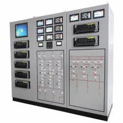 Zip Line Control Panel