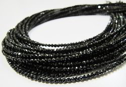 AAA Quality Black Spinel Beads