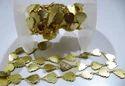 Metal Leaf Shape Rosary Chain