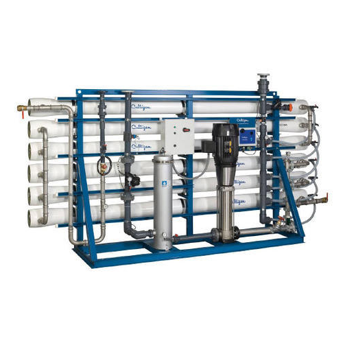 Stainless Steel Commercial Reverse Osmosis Plant