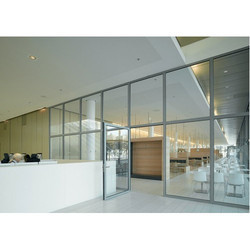 Glazed Partitions And Fire Doors