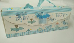 Baby Announcement Boxes