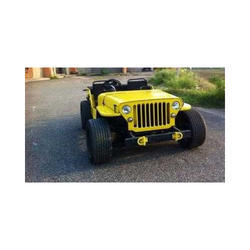 Mahindra Low Rider Modified Jeep