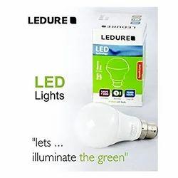 Ledure LED Bulb, Frequency: 50 hz