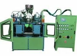 1 LTR Double Station HDPE Blow Molding Machine