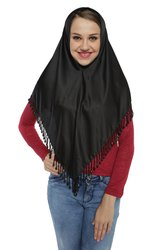 Satin Hijab Islamic Scarves
