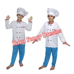 Kids Chef Costume
