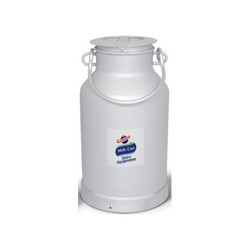 15 Ltr Delivery Type Aluminum Milk Can
