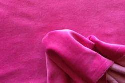 Plain Velour Fabrics