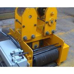 Electric Curved Girder Wire Rope Hoist