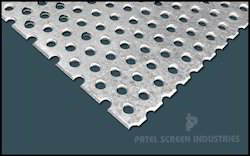 Galvanized Perforated Aluminium Sheets