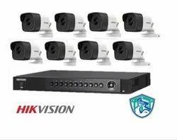 Hikvision CCTV Camera, 20 to 25 m