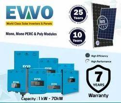 EVVO On Grid Solar Inverter 5kw