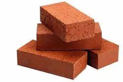 kbk Bricks Red Brick, Size: 3,6
