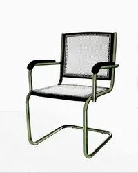 Antique Metal Office Chairs