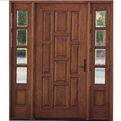 Exterior Wooden Door at Rs 1800 /square feet | Navi Mumbai | ID ...