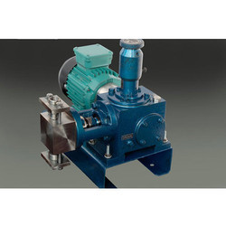 Plunger Dosing Pumps for Paper Mill
