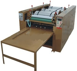 Atmiya Automatic, Semi-Automatic Two Color Non Woven Bag Printing Machine