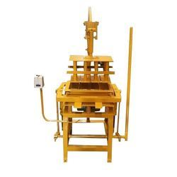 Bhagavati Hydraulic Hand Operated Concrete Block Making Machine, voltage : 220/380 Volt