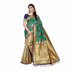 319 Art Silk Saree