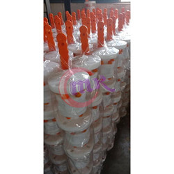 PP Ball Valve Flanged End