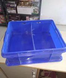 Rectangular Avisto & croma Plastic Milk Crate, for Dairies