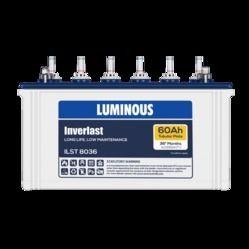 12 V Luminous Electronic Tubular Batteries for UPS & Inverter, Warranty: 1 Year