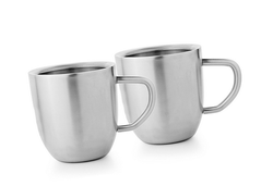 Steel Double Wall Stainless Steel Mug