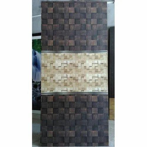 Creative Impression Wood EV Skin Door