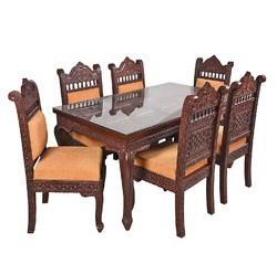 Ethnic Dining Table Set