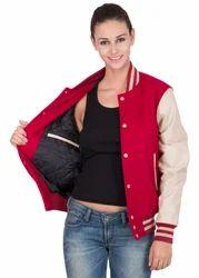 Women Varsity Jacket