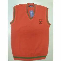 Orange Promotional Mens Sweater