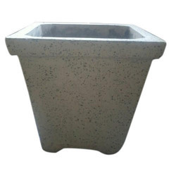 Gray RCC Flower Pots