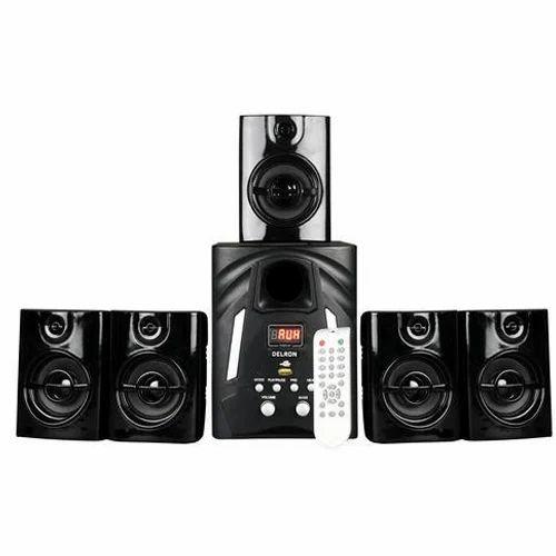 5bec36f22af Multimedia 5.1 Speaker Home Theatre at Rs 1400  set