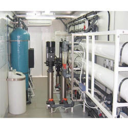 Containerized Drinking Water Treatment Plants