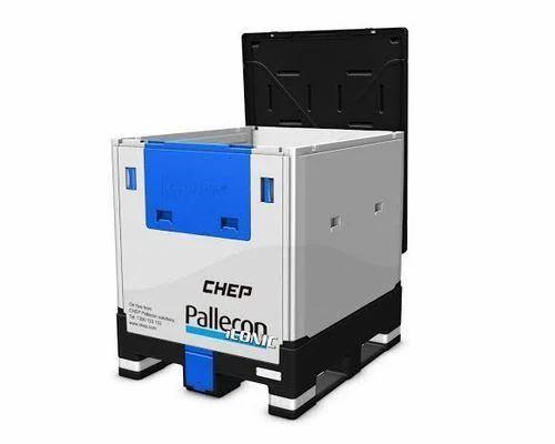 CHEP India Pvt Ltd Bulk Container On Rent, Capacity: 500-1000 L