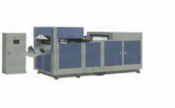 BOSSKEY AV 721 Flat Roll Die Cutting Machine