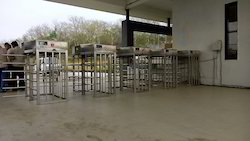 3/4th Height Turnstile